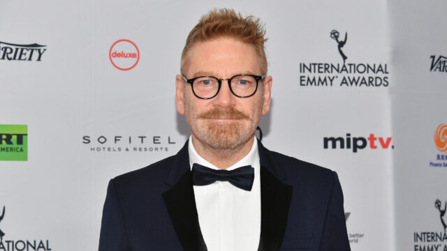 45th International Emmy Awards – Arrivals
