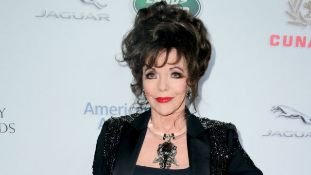 Dame Joan Collins 2020
