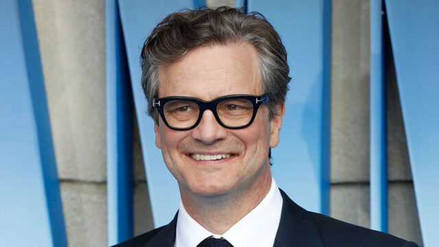 Colin Firth Mamma Mia 3