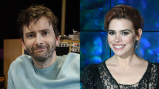 David Tennant Billie Piper