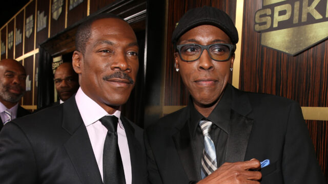"Spike TV's ""Eddie Murphy: One Night Only"" – Red Carpet"