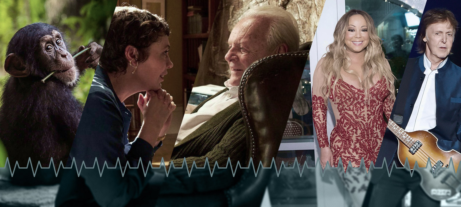Pop Culture Pulse: From 'Baby Chimp Rescue' to Sir Anthony Hopkins and Olivia Colman in 'The Father' | Anglophenia | BBC America