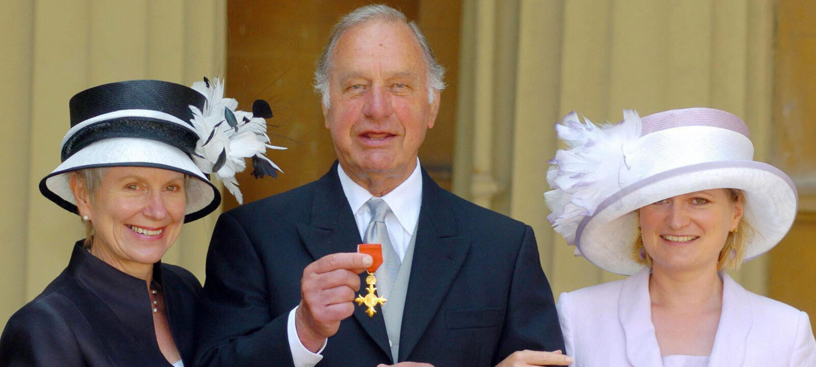 CORR-Actor Geoffrey Palmer is joined by