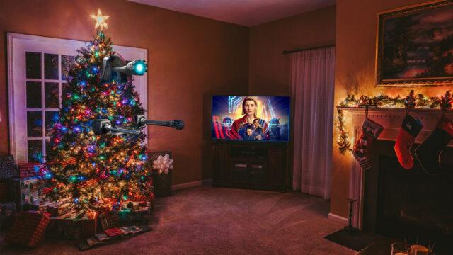 ChristmasDalek