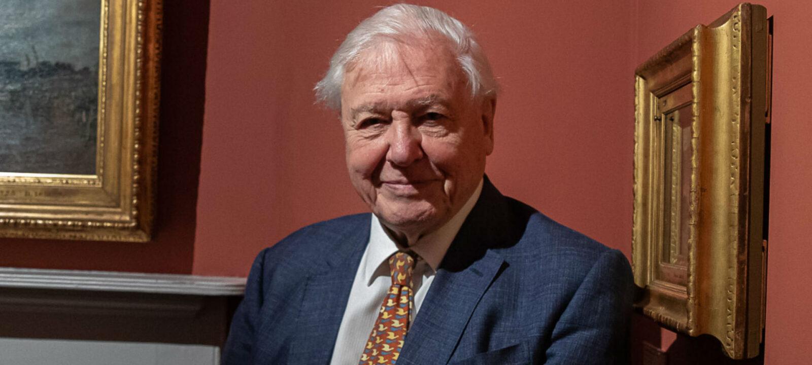 Sir David Attenborough 2021