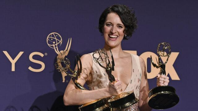 71st Emmy Awards – Press Room