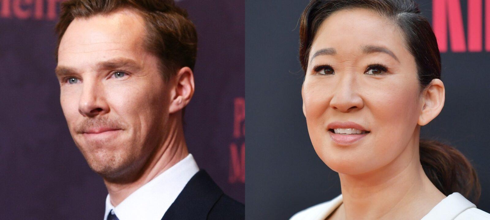 Benedict Cumberbatch Sandra Oh