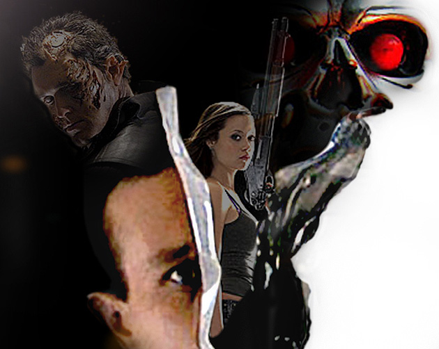 The <i>Terminator</i> Model Grudge Match