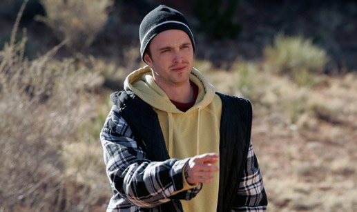 Q&A: Aaron Paul (Jesse Pinkman) — Part II