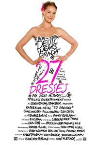 On DVD This Week &#8211; <i>27 Dresses</i>, <i>The Golden Compass</i> and <i>Diving Bell</i>