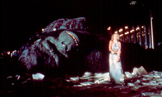 When a Giant Ape Loves a Woman – The Tragic Romance of <i>King Kong</i>