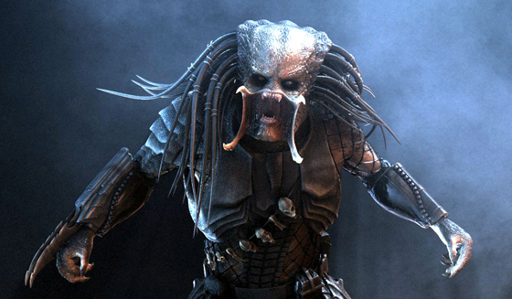 <i>Predator</i> Will Always Qualify as Real Horror; <i>Blood Noir</i> Never Will