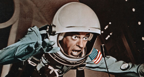 Who Is the Most Reluctant Astronaut in Movie History