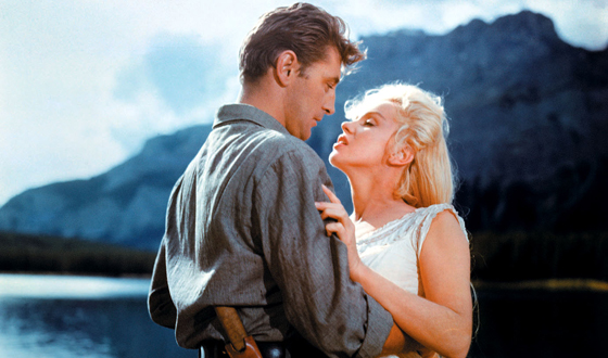Marilyn Monroe Was Out of Her Element in <i>The River of No Return</i>