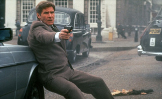 The Cinemania Trivia Challenge &#8211; </i>Patriot Games</i>