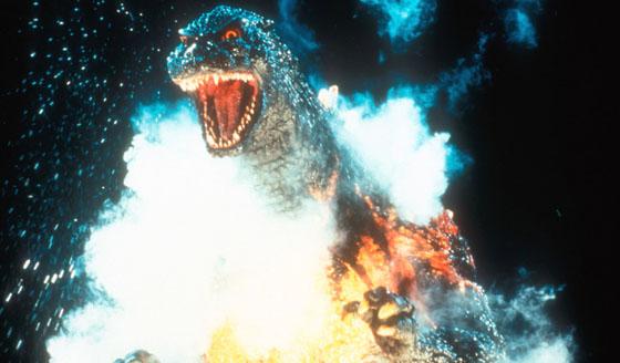 G Is for Godzilla