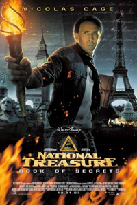 DVDs This Week – <i>National Treasure 2</i>, <i>Strange Wilderness</i>, and More