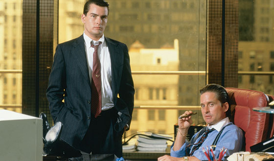 With <i>Wall Street</i>, Oliver Stone Explored a More Sophisticated Form of Combat