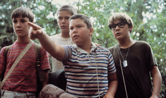 How Stephen King&#8217;s Childhood Inspired <I>Stand by Me</i>