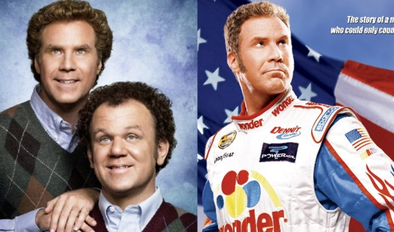 Now and Then &#8211; <I>Step Brothers</I> and <I>Talladega Nights: The Ballad of Ricky Bobby</I>