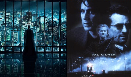 Now and Then &#8211; <I>The Dark Knight</I> and <I>Heat</I>
