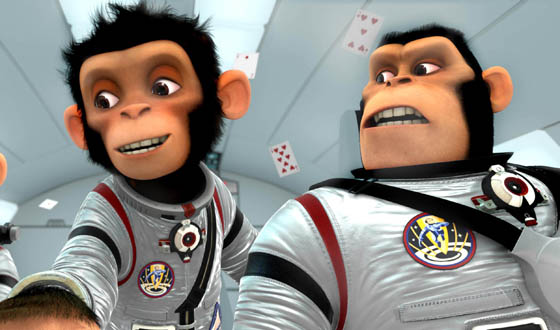 Masters of SciFi &#8211; <i>Space Chimps</i> Director Kirk DeMicco Calls for an Animation Armistice