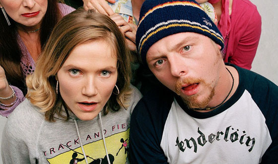 Masters of SciFi &#8211; <i>Spaced</i> Creators Simon Pegg and Jessica Hynes Discuss the Rise of Geek Chic