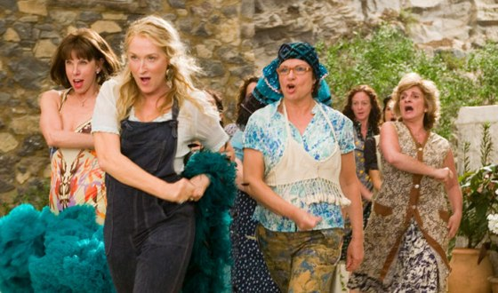 <I>Mamma Mia</i> Isn't the First Time Meryl Streep Has Burst Into Song