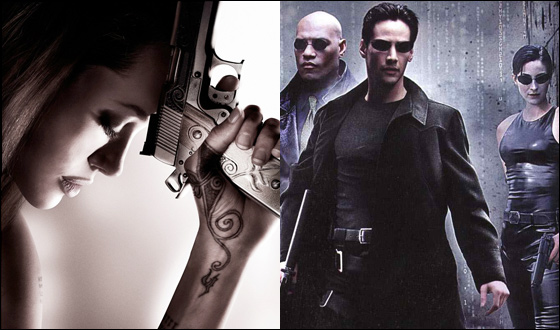 Now and Then: <I>Wanted</I> and <I>The Matrix</i>