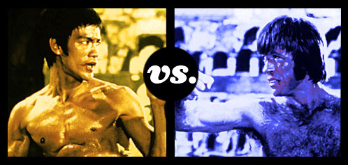 Bruce Lee vs. Chuck Norris – The Time Has Come to Choose the Ultimate Fighter