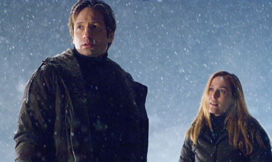 <i>The X-Files: I Want to Believe </i> Review &#8211; Gillian Anderson&#8217;s Pained Expression Says It All