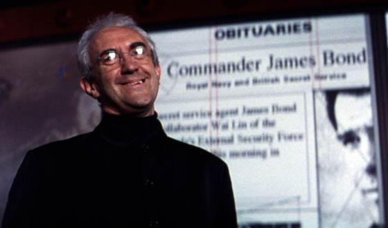 <i>Tomorrow Never Dies</i> Reinvents the Bond Villain