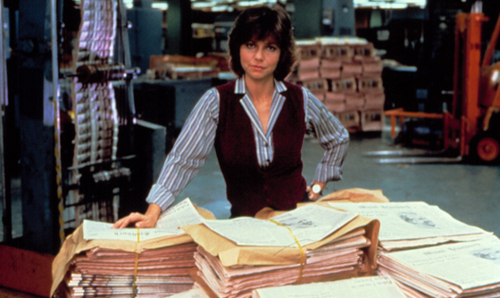 In <i>Absence of Malice</i>, Sally Field Is a Precursor to Stephen Glass