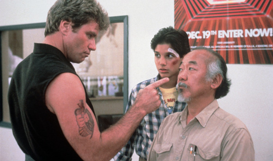 <I>Karate Kid</i> Ultimate Fan Quiz