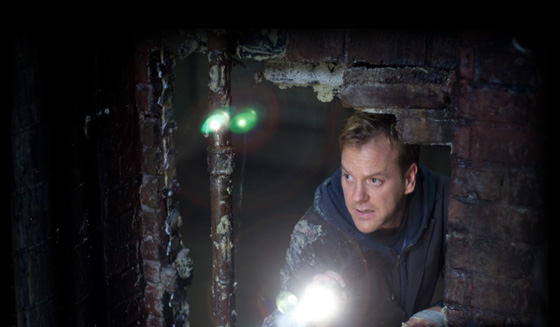 <I>Mirrors</i> Review – Kiefer Sutherland Channels Jack Bauer, Alexandre Aja Lets the Blood Flow Liberally