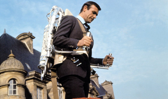 Gadgets? Space Stations? How James Bond Flirts With Science Fiction