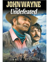 Injuries Don&#8217;t Deter John Wayne in <i>The Undefeated</i>