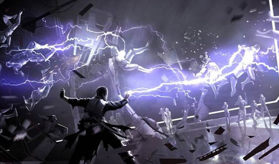 <I>The Force Unleashed</i> Offers Gamers All of the Power, None of the Dogma