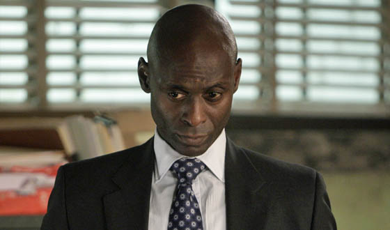 Masters of SciFi – Lance Reddick Discusses Playing Darth Vader on <i>Lost</i> and Captain Kirk on <i>Fringe</i>