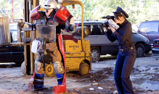 Mashed Up or Sweded – The Homemade SciFi Worth Watching Online