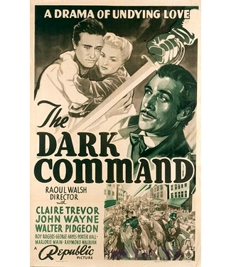 John Wayne Helps Republic Earn Its Sole Oscar Noms With <i>The Dark Command</i>
