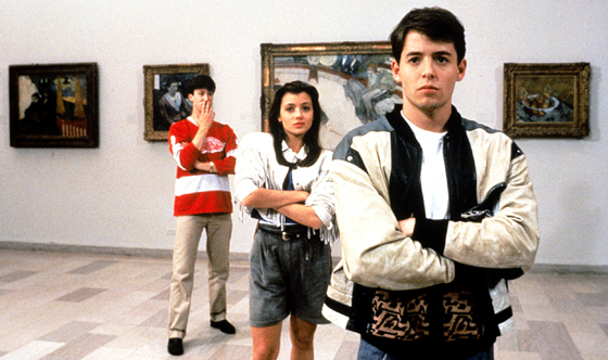 Daily Movie Quiz &#8211; <i>Ferris Bueller&#8217;s Day Off</i>