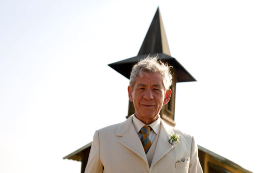 Ian McKellen's Blog – Gandalf Hats and Golfing