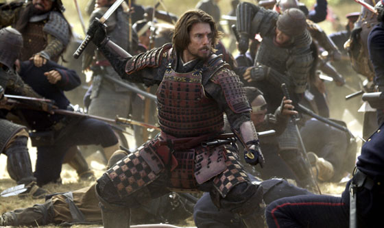 Costumes for <I>The Last Samurai</i> Are Like Origami According to Designer