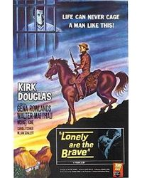 Barbed Wire Won&#8217;t Stop Kirk Douglas in <i>Lonely Are the Brave</i>