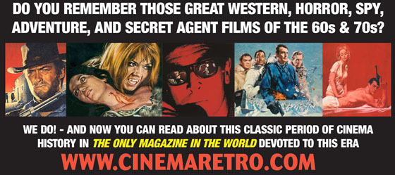 Site of the Week – CINEMARETRO