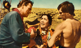 Daily Movie Quiz &#8211; <i>The Searchers</i>