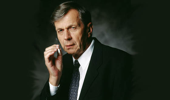 Masters of SciFi – <em>The X-Files</em>'s William B. Davis Discusses the Art of Lurking