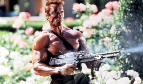 <i>Commando</i> Solidifies Schwarzenegger as a Marquee Star