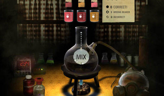 Feeling Lucky? Test Your Skills on the New <I>Breaking Bad</i> Games Page